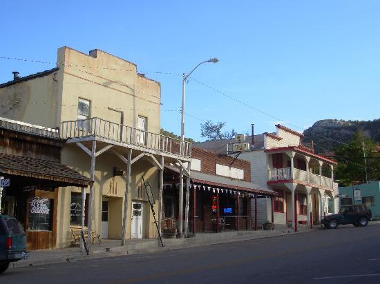 Pioche, Невада: Main Street