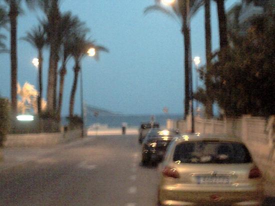 Apartamentos El Faro: muy cerquita de la playita
