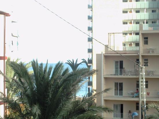 Apartamentos El Faro: unas vistas q te alegran el año