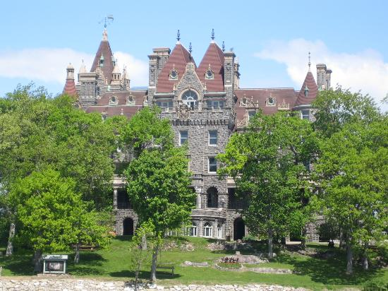 Boldt Castle and Yacht House: Boldt Castle