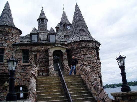 Boldt Castle and Yacht House: Powerhouse at Boldt Castle