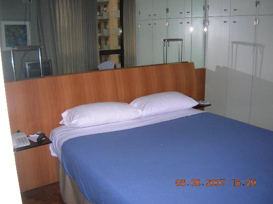 King David Flat Hotel : El dormitorio