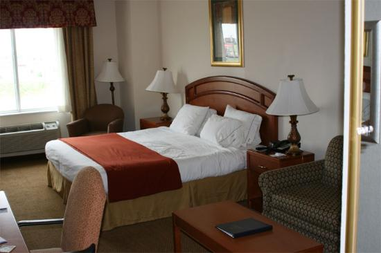 Spring City Inn: A Clean, comfy bed