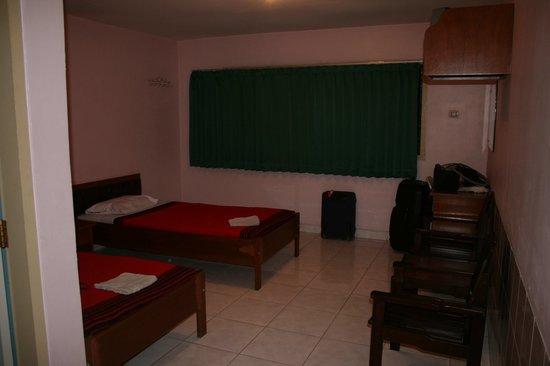 Dahlia Hotel : chambre VIP