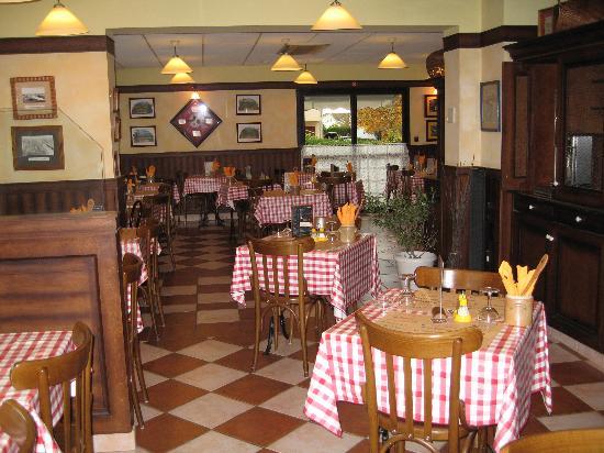 Ibis Tours Sud: le restaurant