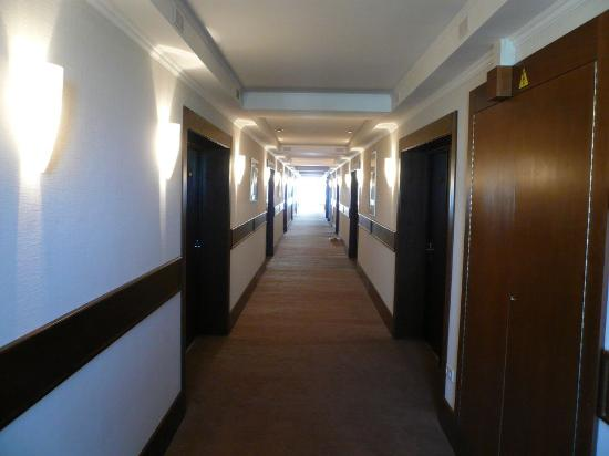 Black Sea Risheliyevskaya: Couloir du 11ème et dernier étage