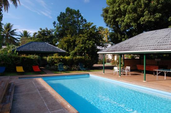 Tanoa Rakiraki Hotel: Pool