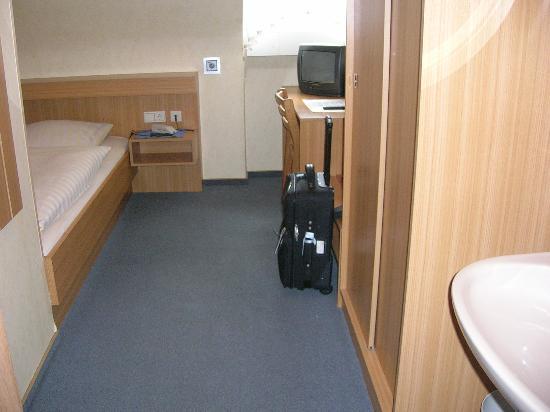 City Hotel Schönleber: Single room