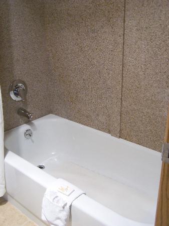 Lompoc Valley Inn & Suites: salle de bain