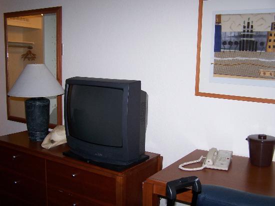 Oasis Inn: tele