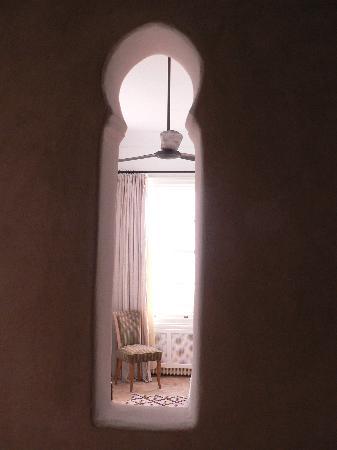 La Tangerina: vue sur Chambre