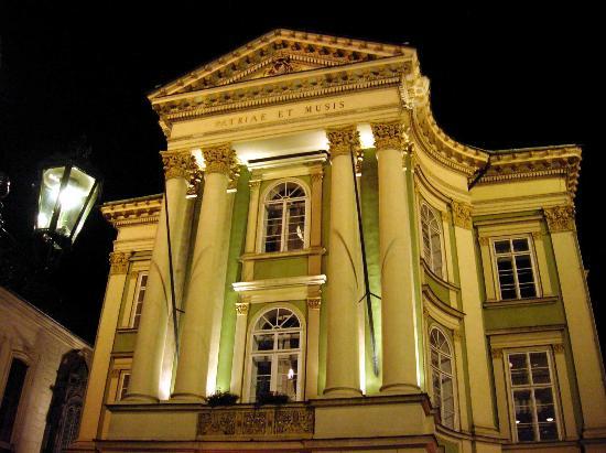 The Estates Theatre: Estates' Theater, Prague
