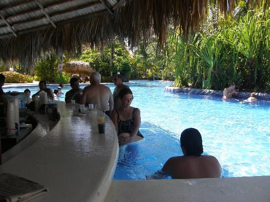 Paradisus Punta Cana Resort: bar en la pileta
