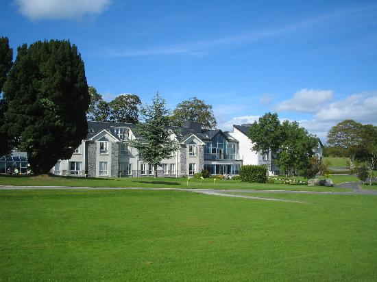 Glasson Country House Hotel & Golf Club: front of hotel