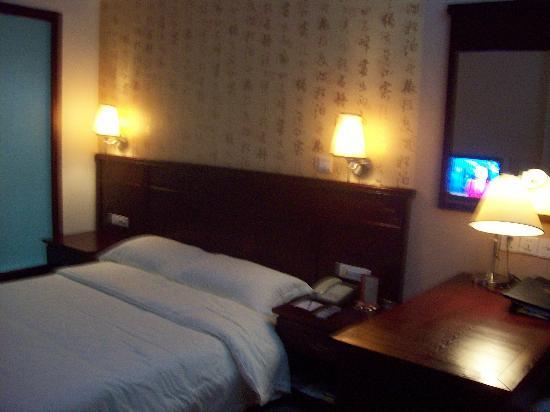 يونيفيرسال هوتل - جويلين: Room at Universal Guilin Hotel