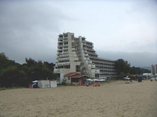 Hotel Gergana : Gergana Hotel on the Beach