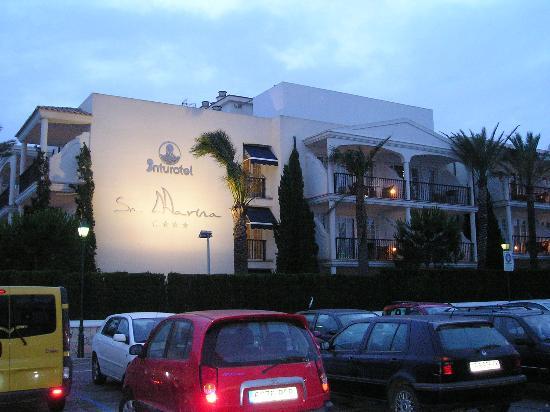 Inturotel Sa Marina: Sa Marina Hotel Cala d'or
