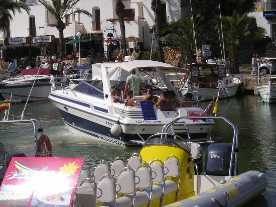 Inturotel Sa Marina: Cala d'or marina