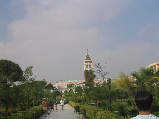 Venezia Palace Deluxe Resort Hotel: venezia
