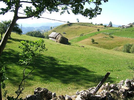 Transilvania, Rumania: Transylvanian countryside