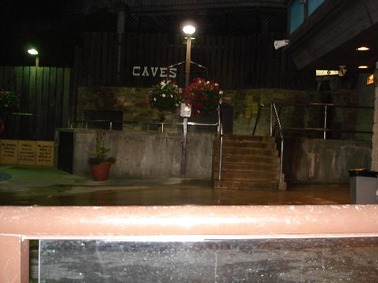 Ainsworth Hot Springs, แคนาดา: The Caves