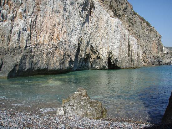 Mesta, Grecia: fantastic sea