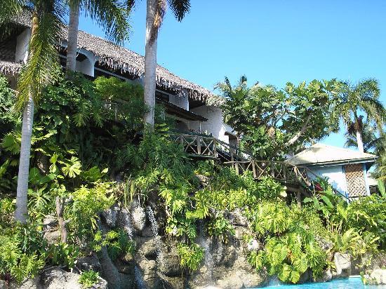 Hotel Villa Caribe: Vista del Hotel