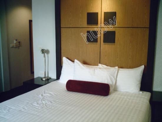 iCheck Inn Sukhumvit 19 : Comfortable bed