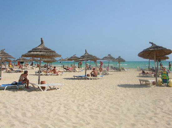 Club Iliade: très jolie plage spacieuse