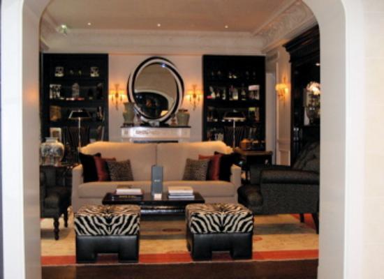 Hotel Keppler: Reception area