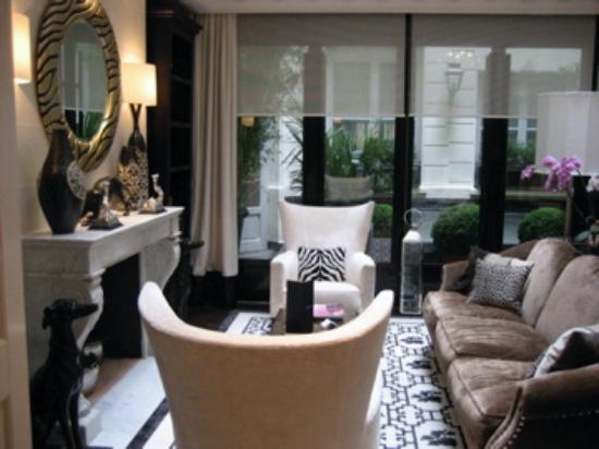 Hotel Keppler: Reception area 2