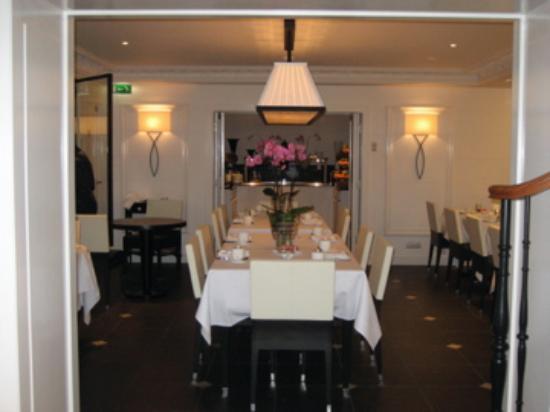Hotel Keppler: Breakfast room