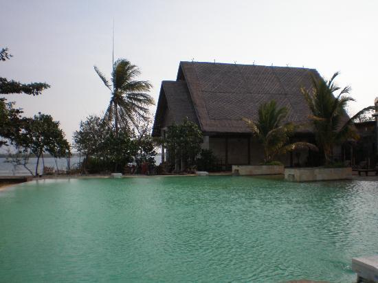 Pulau Umang Resort & Spa: the pool