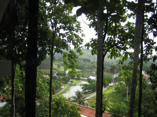 Las Terrazas, Kuba: il parco