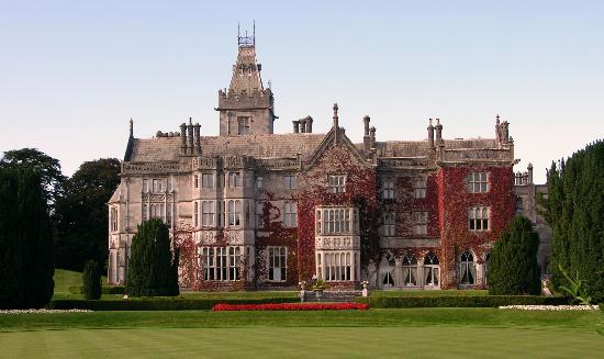 Adare Manor: Outside View
