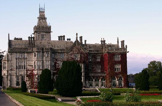 Adare Manor: Outside View 2