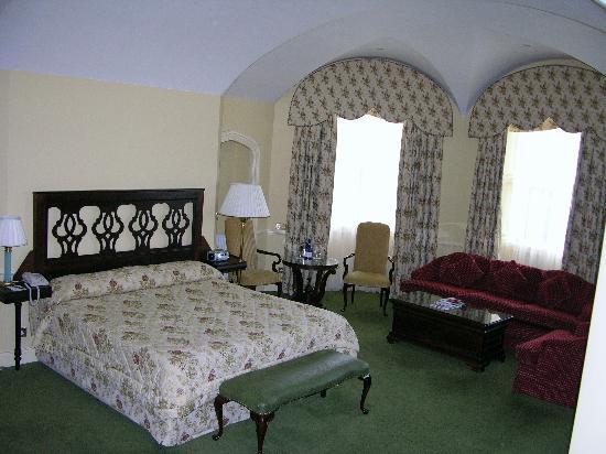 Adare Manor: Inside Room Example