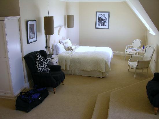 Hayfield Manor Hotel: Inside
