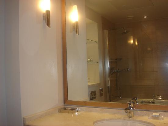 The Park City Grand Plaza Kensington Hotel: bathroom