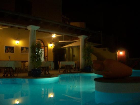 Grand Hotel Arciduca: Poor Lighting2