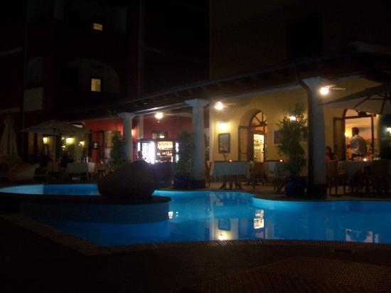 Grand Hotel Arciduca: Poor Lighting3