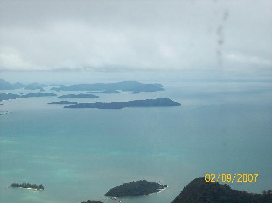 Langkawi Sky Cab: View 2