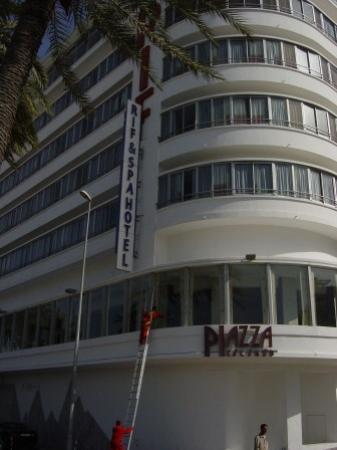 Atlas Rif Front Beach Tanger: Tanger - Hotel Rif und Spa