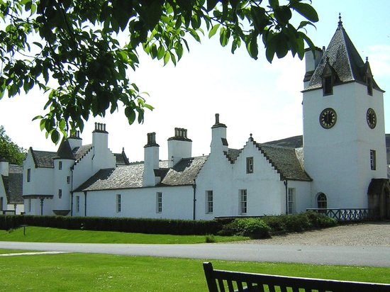Blair Atholl United Kingdom  city photos gallery : Blair Castle, Edinburgh, Scotland, United Kingdom Foto de Blair ...