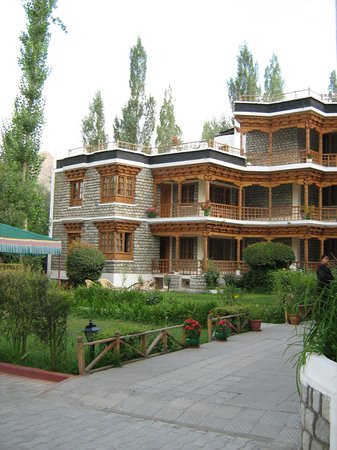 Photo of Spic n Span Hotel Leh