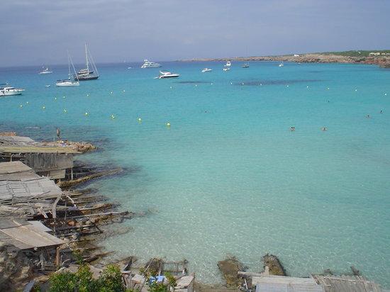 Formentera, España: Spiagia di Cala Saona
