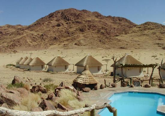Pool View Picture Of Desert Homestead Lodge Namib