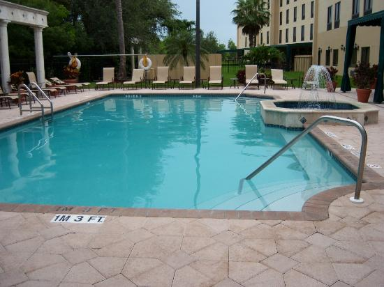 Hampton Inn & Suites Boynton Beach: Hampton Inn  pool