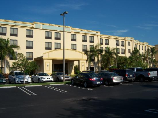 Hampton Inn & Suites Boynton Beach: Hampton Inn Great place to stay