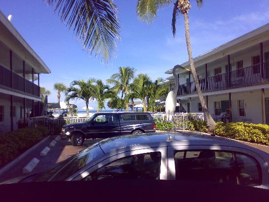 Bon Aire Motel St Pete Beach
